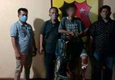 Polisi Amankan Pelaku Curat  di Aekkanopan Labuhanbatu Utara