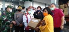 Karo Terima 42.699 Paket Bantuan Sembako JPS