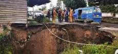 Dinas BMBK Didesak Perbaiki Jalan Provinsi Tongkoh - Barusjahe Karo