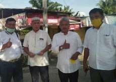 Relawan RHS Solid Meski Berdampingan dengan Corona