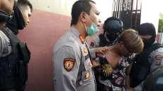 Sat Sabhara Polrestabes Medan GKN di 2 Lokasi