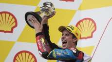 Alex Marquez Juara MotoGP Virtual Race Misano