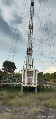 Pemkab Karo Belum Tertibkan Tower Ilegal Milik Telkomsel