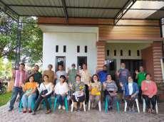 Pandemi Covid-19, Partangiangan Ikalima 87 Medan Bagi Bingkisan