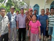Hindari Mafia Tanah, Koperasi Koptan Betahamu Minta BPN Asahan Ukur Ulang Areal 136 Ha di Desa Gajah