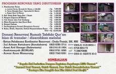Rumah Tahfidz Qur-an Mutiara Qur'ani Harapkan Uluran Tangan Dermawan