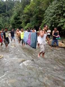 Ramlianto Ditemukan Tewas di Sungai Bah Bolon