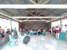 Tidak Menerima BLT DD, Puluhan Warga Bandar Manik Protes