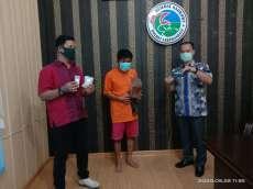 Polisi Tangkap Pengedar Sabu Berpistol di Rantauprapat