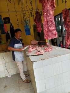 H+3 Lebaran, Harga Daging Lembu Turun Jadi Rp120 Ribu per Kg, Ayam Potong Masih Tinggi