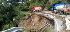 Jalinsum Parapat di Wilayah Nogori Pondok Bulu Terancam Putus
