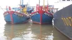 Mencuri di Laut Indonesia, Polisi Tangkap 2 Kapal Ikan Malaysia