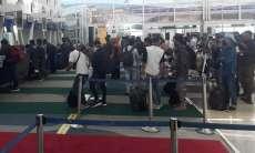 Penumpang Berangkat dari Bandara Kualanamu Capai 688.769 Orang