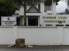 Kejari P Sidimpuan Hentikan Kasus Korupsi Proyek Gedung dan Pagar Aula Rp 3,9 M