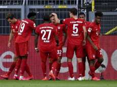 Bayern dan Dortmund Dapat Lawan Mudah