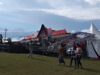 Promosi Pariwisata Danau Toba, TCWMF 2019 Digelar 3 Hari di Tobasa