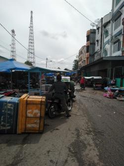 Kerap Timbulkan Kemacetan, Warga Harapkan Pemkab Labusel Tata Pasar Kotapinang