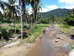 Warga Bongkaras Dairi Harapkan Alat Berat Perbaiki Bibir Sungai