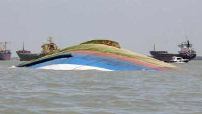 KM Lintas Timur Tenggelam di Banggai Laut, 19 Orang Hilang