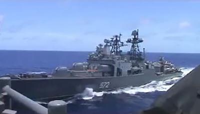 AS dan Rusia Saling Tuduh dalam Insiden di Laut China Timur