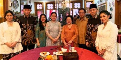 Memutus Sejarah Ketegangan Mega-SBY