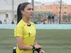 Dorsaf Ganoiati, Wasit Wanita Arab Pertama yang Memimpin Pertandingan Sepak Bola