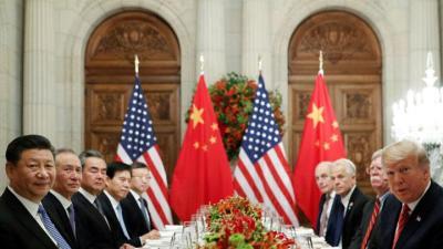 Perang Dagang Cina-Amerika, DPR Minta Pemerintah Perkuat Stabilitas Negara