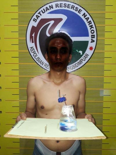 Miliki Narkoba, Pemilik Warung Kopi Ditangkap Polisi
