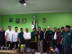 Jalin Silaturahim, NU dan PGI Kota Medan Komitmen Jaga NKRI