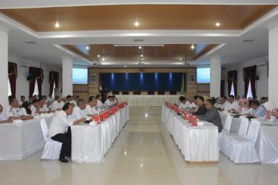 Bupati Deliserdang Mengaku Cemburu, Pembangunan Kota Medan Disokong APBD Provinsi dan APBN