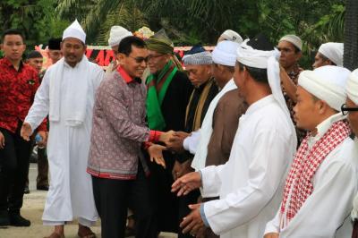 Bupati Simalungun: Perbedaan Agama Tidak Menjadi Penghalang untuk Bersama dalam Kerukunan