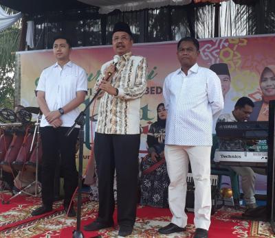 HT Erry Nuradi Titip Pembangunan Berkelanjutan di Sergai kepada Bupati dan Wabup