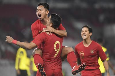 Beto Cetak Empat Gol, Timnas Indonesia Kalahkan Vanuatu 6-0