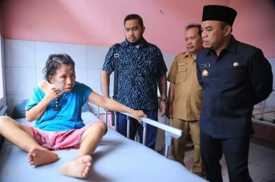 Andi Suhaimi : Sudah Harus Ada Pemadam Kebakaran di Seiberombang