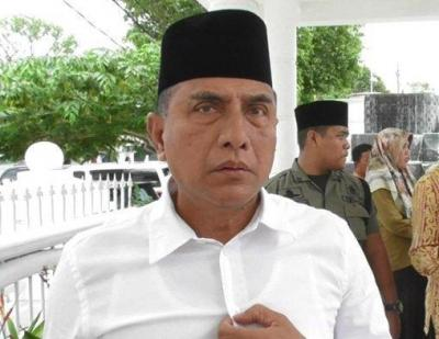 Gubernur Edy Berniat Bagusi Jalan ke Wisata Kawah Putih Tinggiraja Simalungun