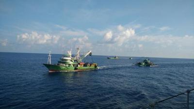 Kapal Pencuri Ikan di Indonesia Banyak Berasal dari Vietnam