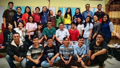 Consolatio Choir USU Masuk European Grand Prix Choral Singing Contest