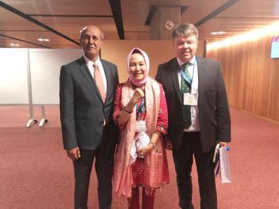 Indonesia Terpilih Sebagai Anggota Dewan Eksekutif Badan Meteorologi PBB