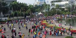 Tak Punya Duit, Pemkot Serang Hentikan Car Free Day