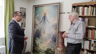 Lukisan Basoeki Abdullah yang Lebih 80 Tahun 'Disembunyikan' akan Dipamer di Belanda