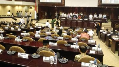 DPD Rapat dengan BNN Bahas Revisi UU Narkotika