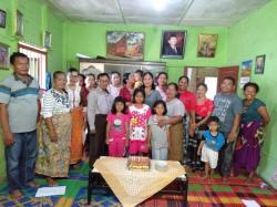 PPSD Maligas Tongah Rayakan HUT ke 11 Penuh Sukacita