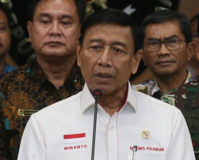 Soal Referendum Aceh, Wiranto: Muzakir Manaf Bisa Terjerat Hukum
