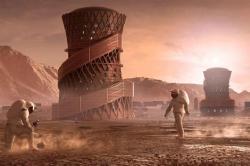 Ada Kemungkinan Penjelajah di Mars Hasilkan Oksigen Sendiri
