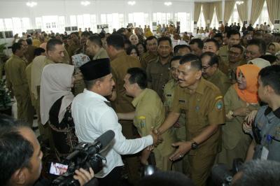 Gubernur Sumut : ASN Harus Miliki Budaya Malu