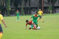 Tim Sepak Bola Medan Takluk, Dairi Kontra Labura Seri
