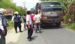 Cegah Kerusakan Jalan Kabupaten, Pemkab Sergai Diminta Larang Truk Over Tonase Melintas