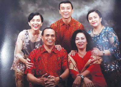 Jon Sarman Saragih SH MHum Anak Petani yang Berhasil Jadi Ketua PN