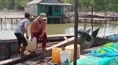 Puluhan Tahun Masyarakat Dusun V Sei Sembilang Asahan Dambakan Air Bersih