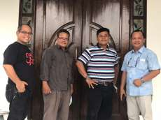 Temui Kapolda, DPP GAMKI Instruksikan Kader Patuh Prokes Covid-19
